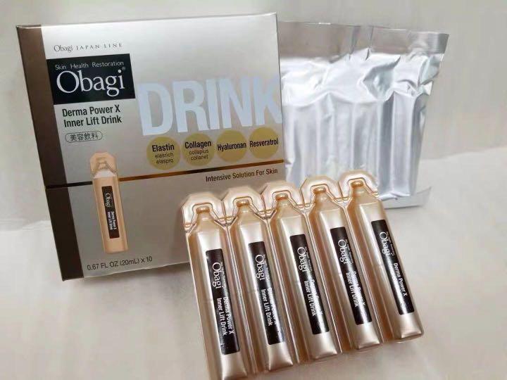 nuoc uong collagen obagi derma power