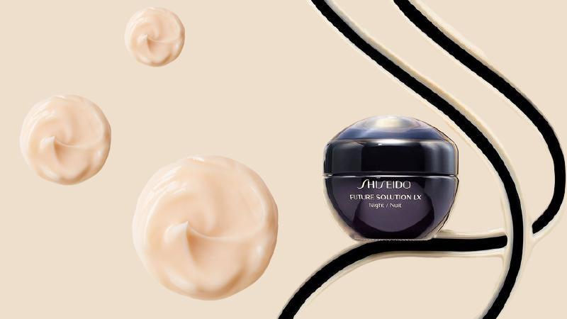 shiseido future solution lx total regenerating cream e