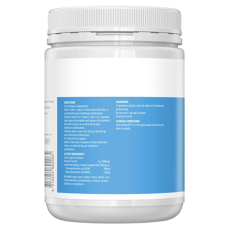 thanh vien vien dau ca omega 3 6 9 healthy care ultimate