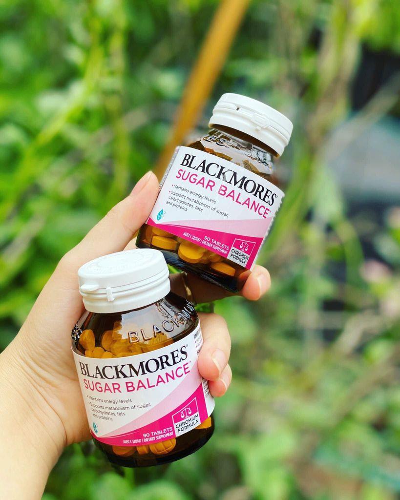 vien uong blackmores sugar balance