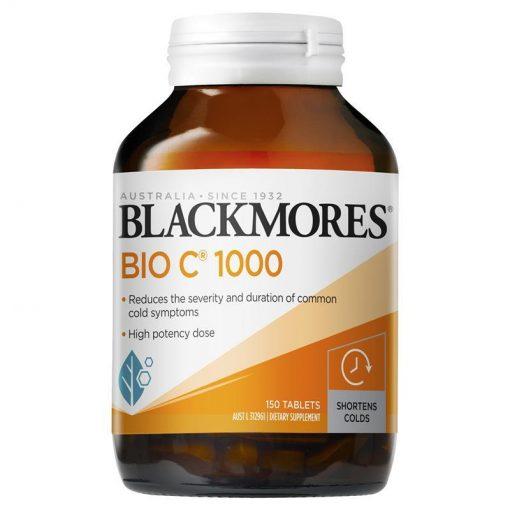 vien uong bo sung vitamin c blackmores bio c 1000