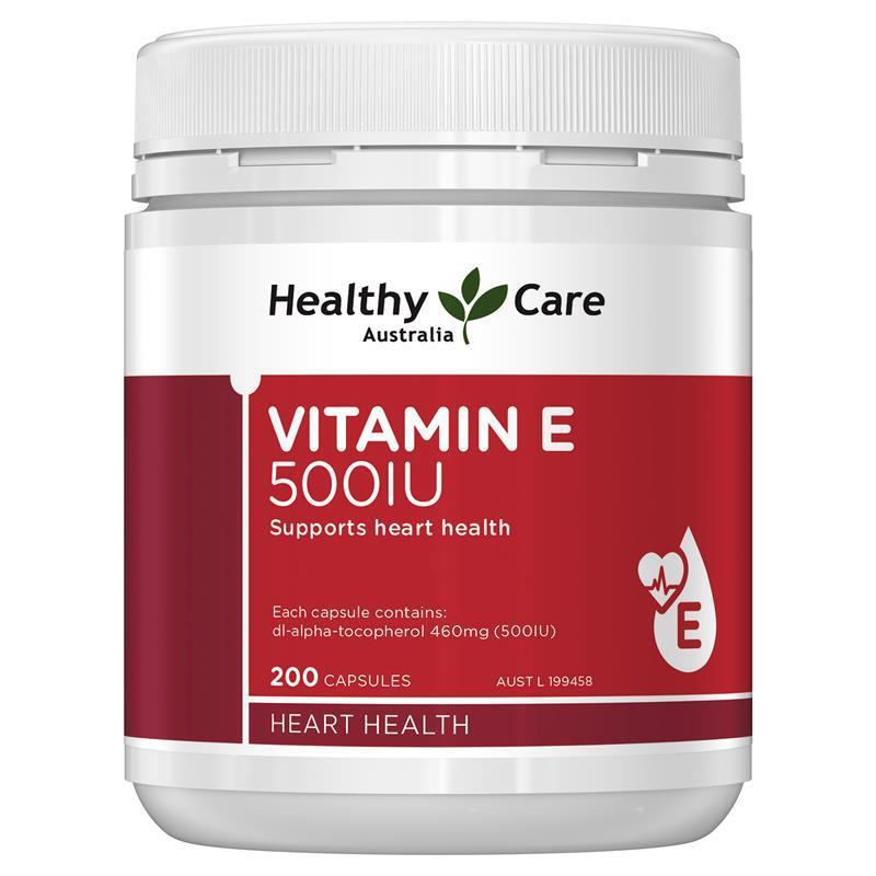 vien uong bo sung vitamin e healthy care 500iu