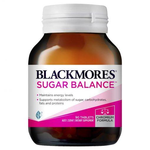 vien uong can bang duong huyet blackmores sugar balance