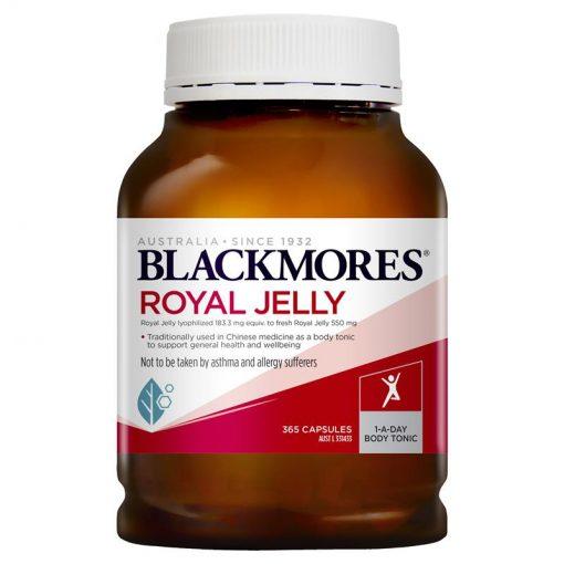 vien uong sua ong chua blackmores royal jelly