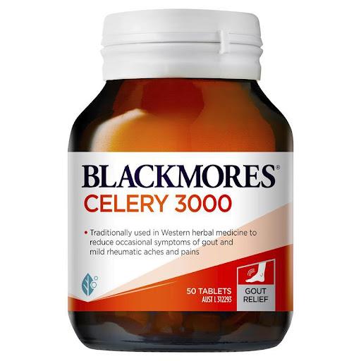 vien uong tri gout blackmores celery 3000