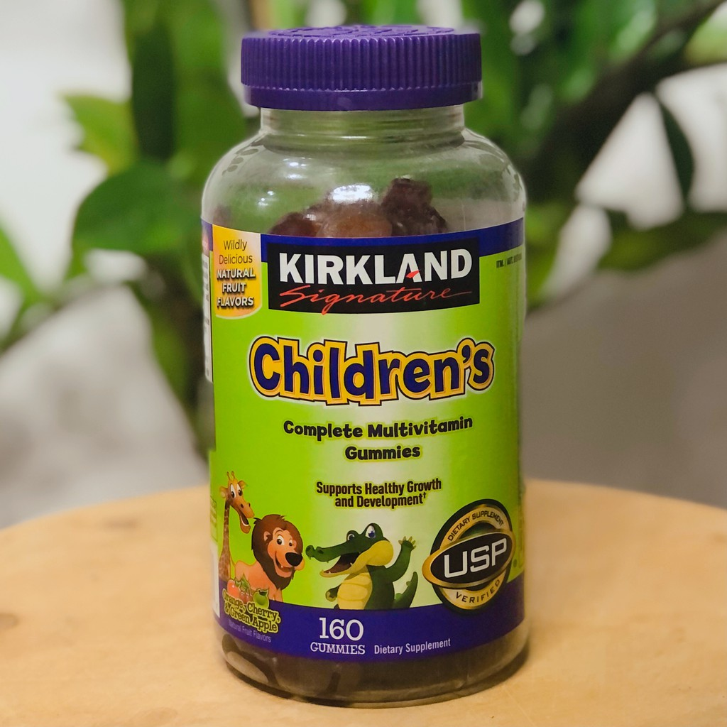 Keo nhai Gummies Kirkland Signature Childrens