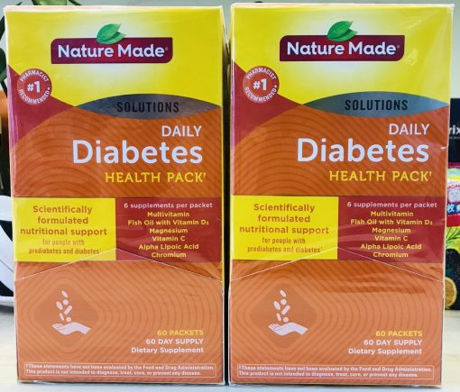 Nature Made Diabetes Health Pack