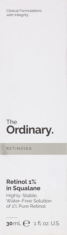 The Ordinary Retinol 1 in Squalane 30ml thanh phan