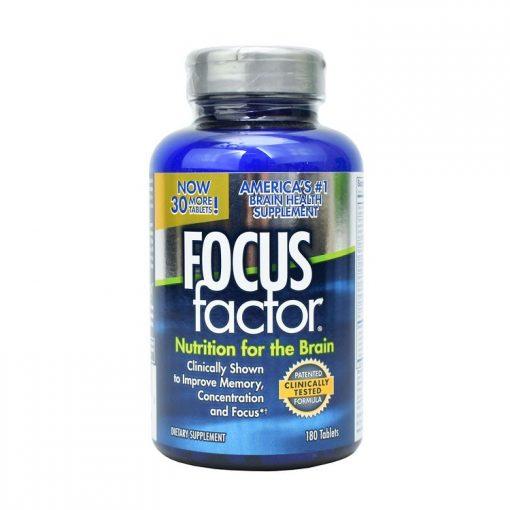 Thuoc Bo Nao Focus Factor USA