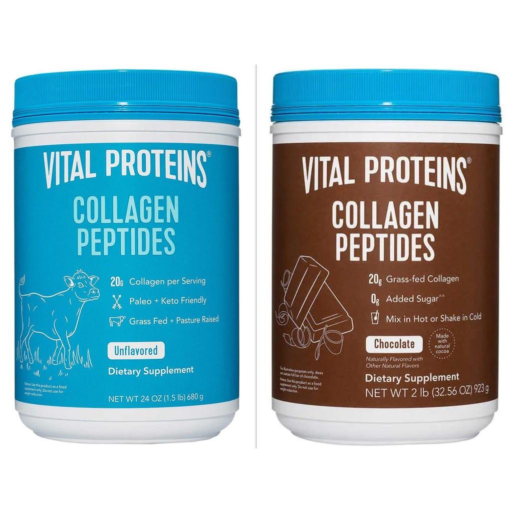 bot collagen vital proteins collagen peptides unflavored