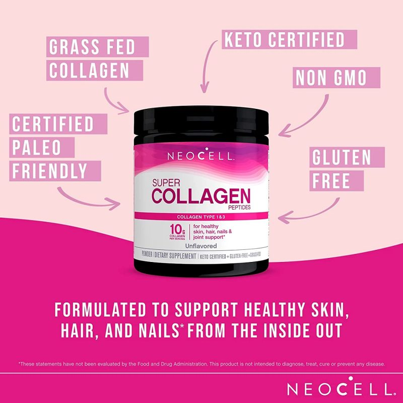 bot super collagen neocell peptides type 13 66000mg mau moi