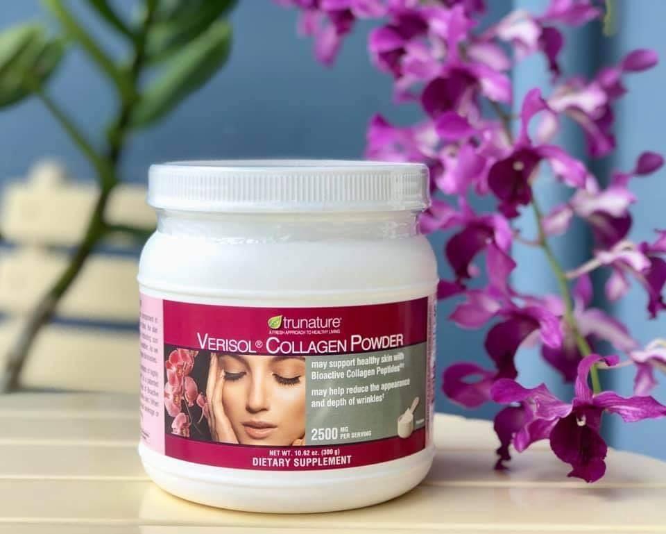 collagen trunature verisol collagen powder 2500mg