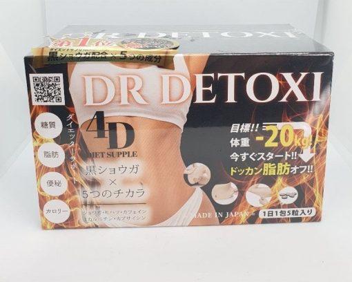 giam can thai doc dr detoxi 4d nhat