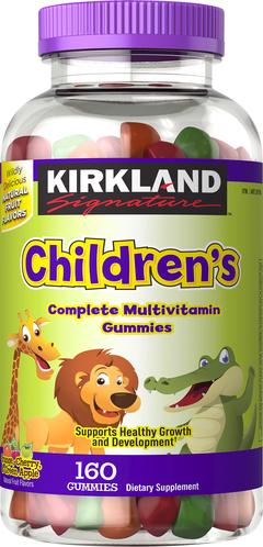 gummies kirkland signature childrens complete multivitamin