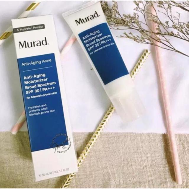 kem duong da chong nang murad anti aging moisturizer broad spectrum spf30 pa usa