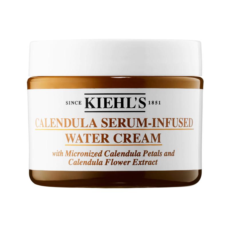 kem duong kiehls hoa cuc calendula serum infused water cream