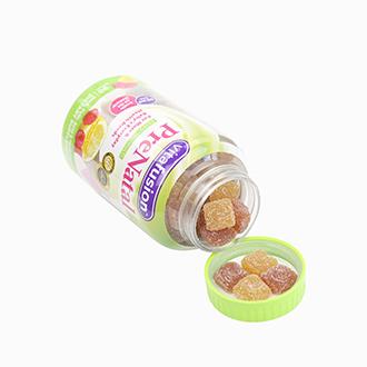 keo bo sung vitamin cho ba bau vitafusion prenatal 180 gummies my