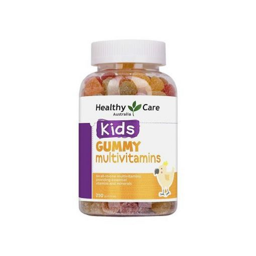 keo deo cho be healthy care kids gummy multivitamin