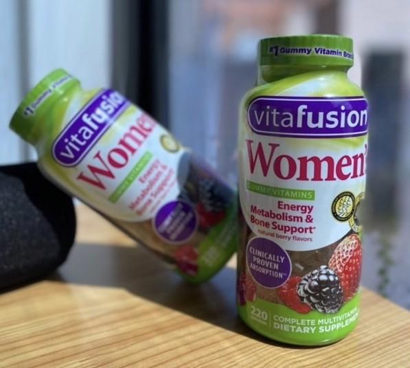 keo deo vitamin vitafusion womens cua my