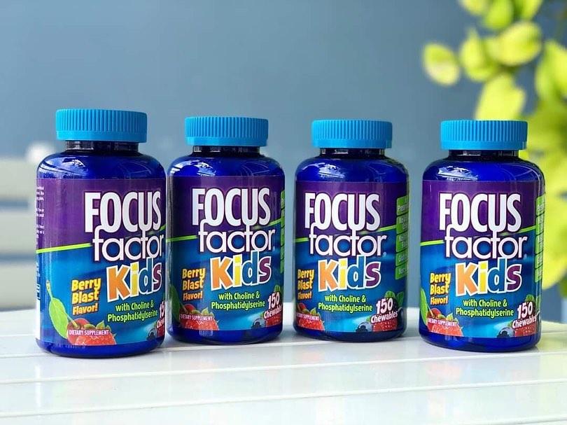keo ngam phat trien tri nao cho tre em focus factor kids cua my