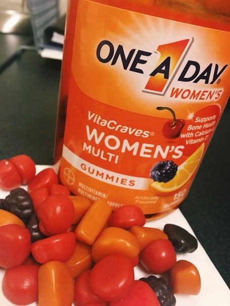 keo vitamin one a day women s vitacraves gummies usa
