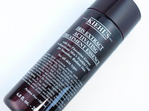kiehls iris extract activating treatment essence review