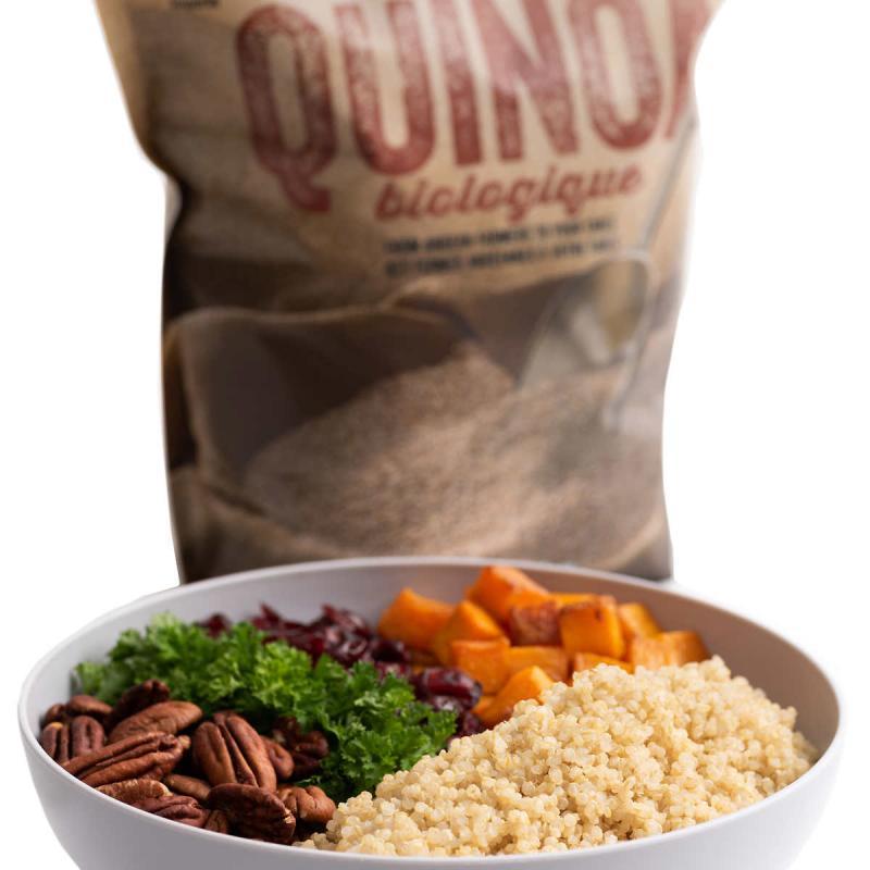 kirkland signature organic quinoa 204 kg