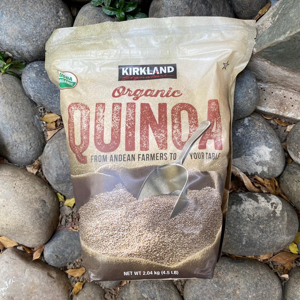kirkland signature organic quinoa