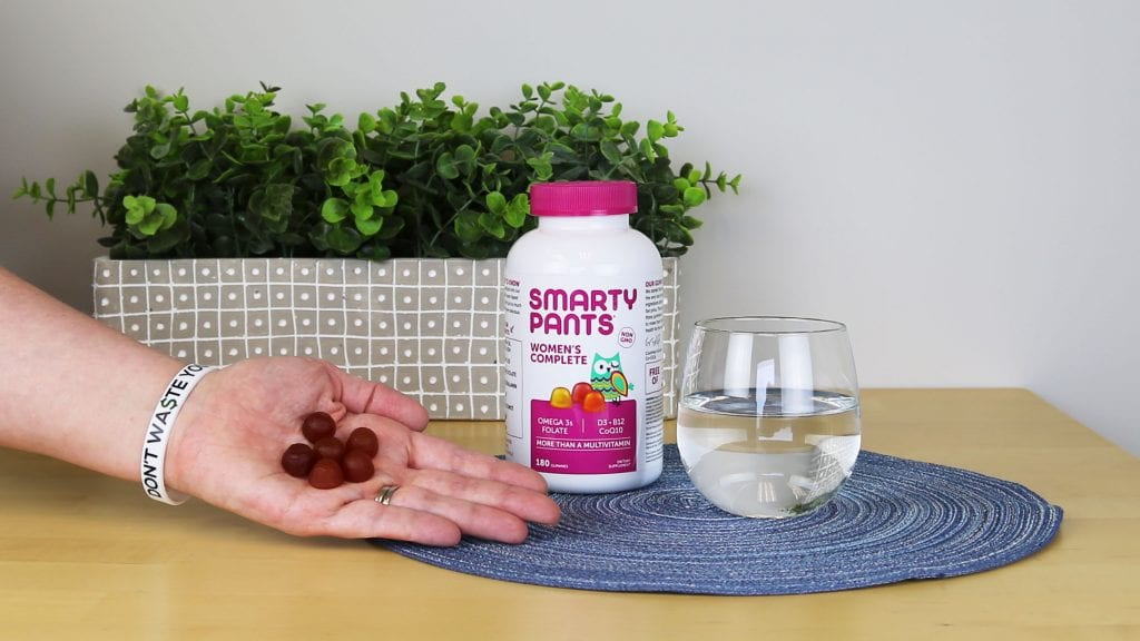 multi vitamin smarty pants review