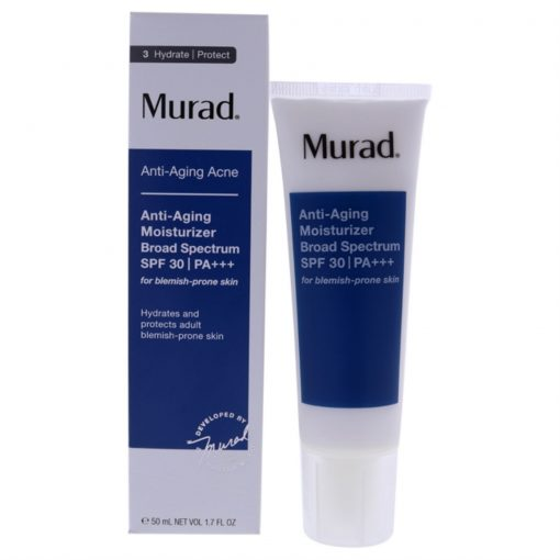 murad anti aging moisturizer spf 30 pa