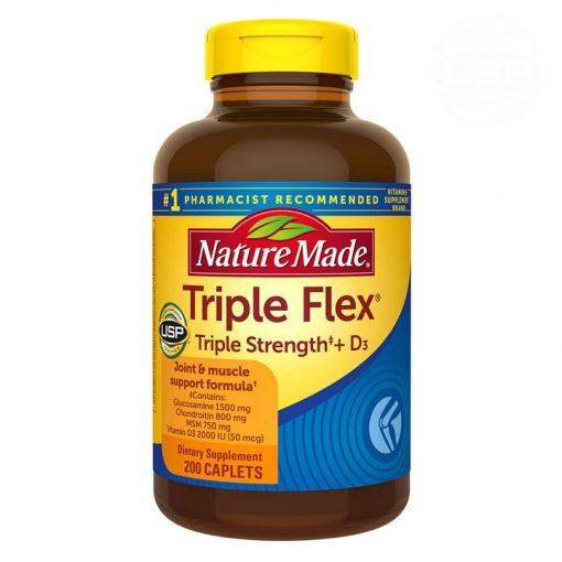 nature made tripleflex triple strength d3 cua my