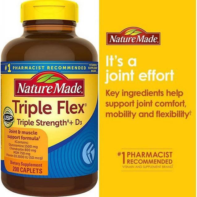 nature made tripleflex triple strength d3