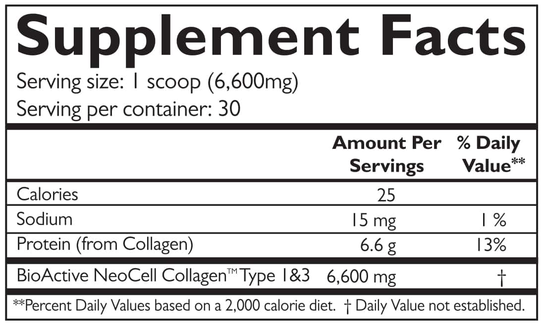 neocell super collagen vitamin c biotin type 1 3