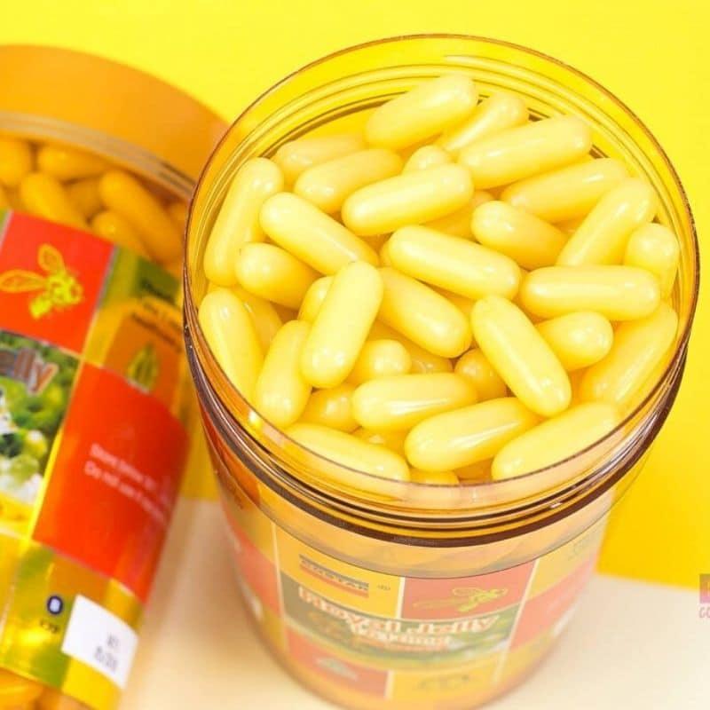 sua ong chua royal jelly costar 1610mg