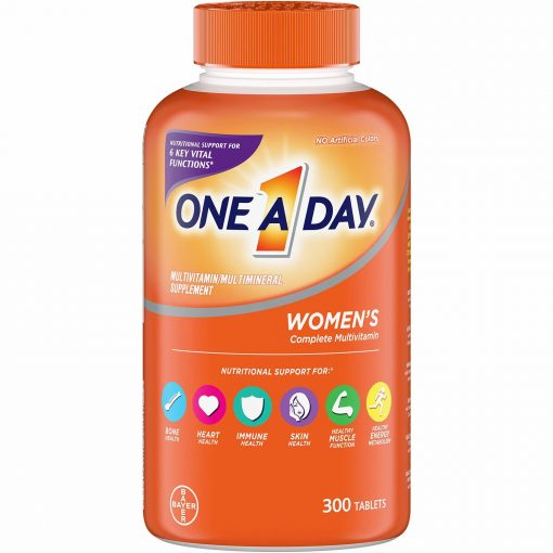 thanh phan multivitamin one a day womens complete