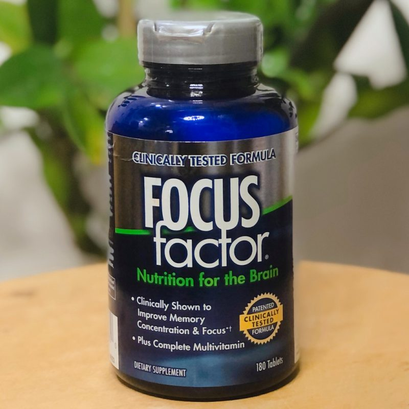 thanh phan vien bo nao tang tri nho focus factor nutrition for the brain