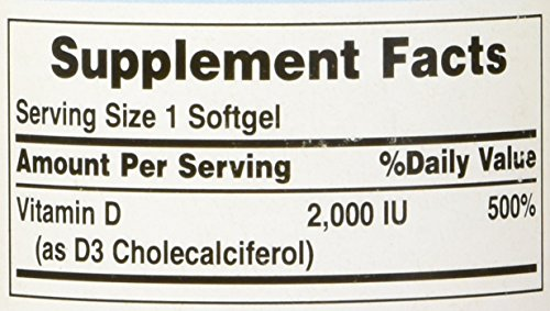 thanh phan vitamin d3 puritans pride sunvite super potency