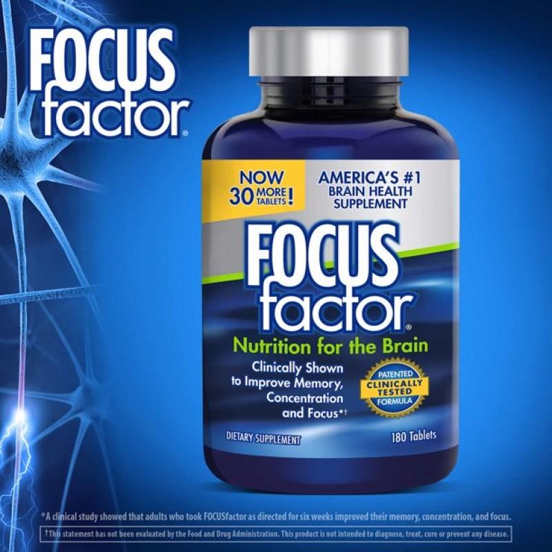 vien bo nao tang tri nho focus factor nutrition for the brain