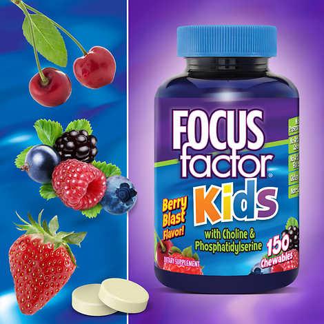 vien keo ngam phat trien tri nao cho tre em focus factor kids cua my