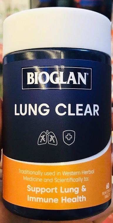 vien loc bo phoi bioglan lung clear