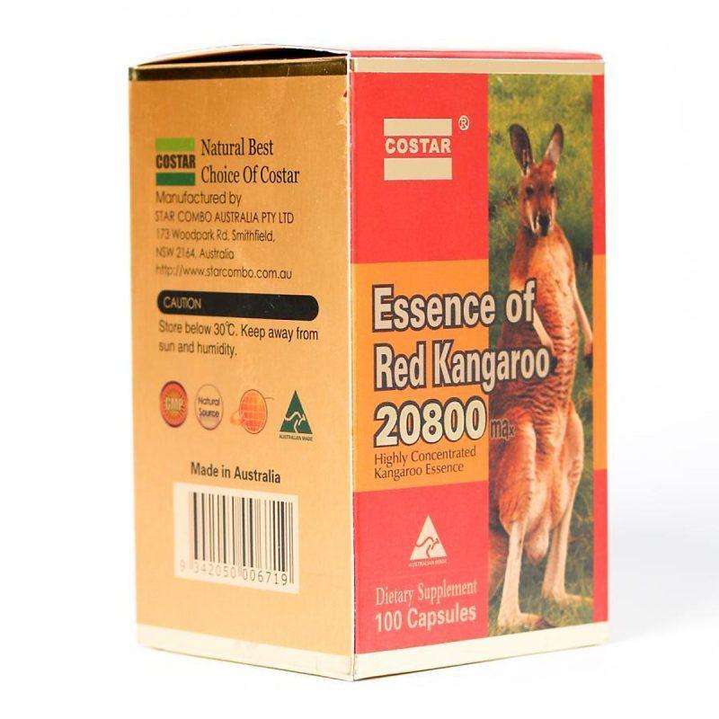 vien tang cuong sinh ly costar essence of red kangaroo 20800 max