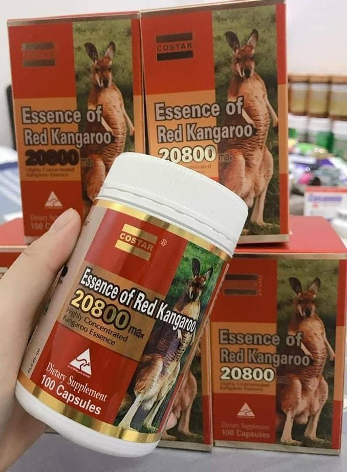 vien tang cuong sinh ly costar essence of red kangaroo 20800 max uc