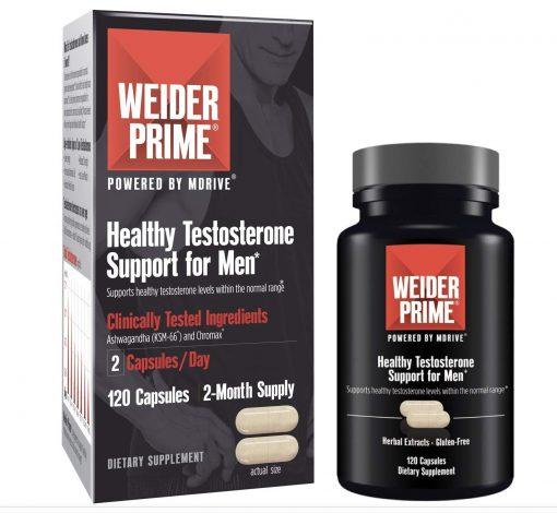 vien tang hoc mon nam weider prime healthy testosterone for men