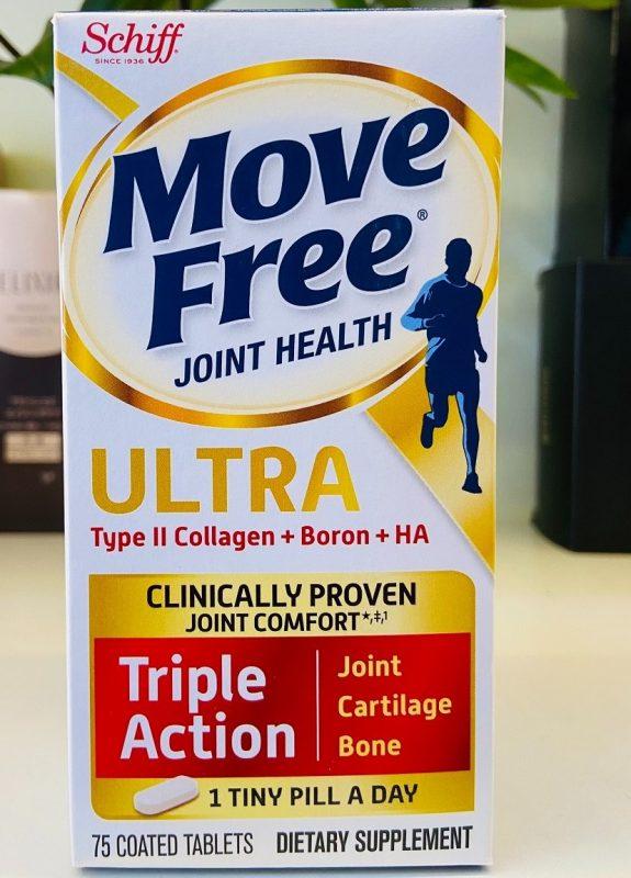 vien uong bo sun xuong khop schiff move free ultra triple action cua my