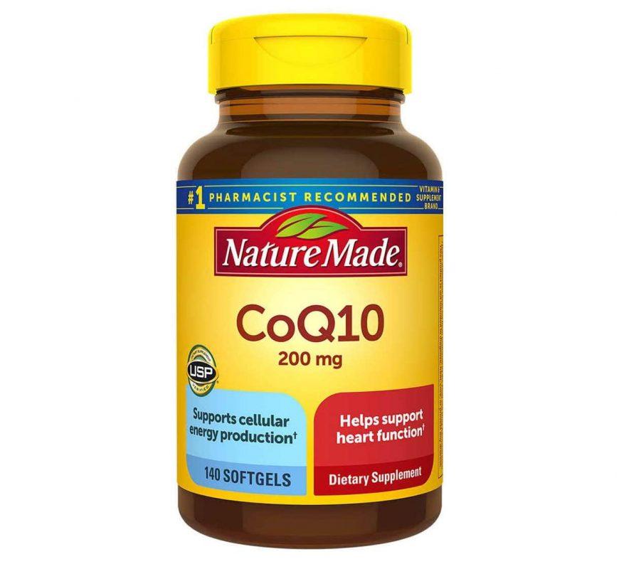 vien uong bo tim mach nature made coq10 200mg