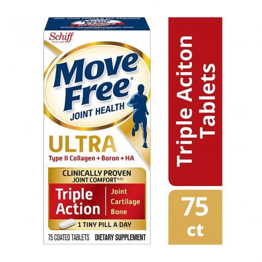 vien uong bo xuong khop schiff move free ultra triple action cua my