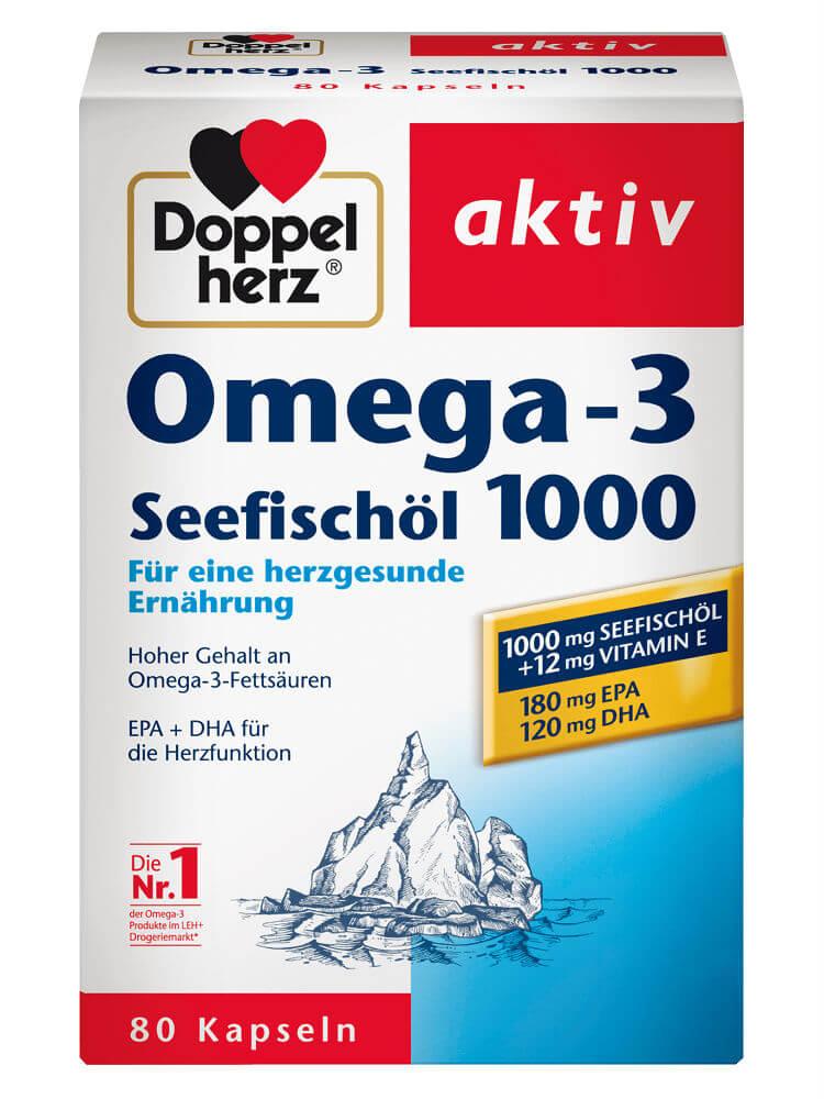 vien uong dau ca doppelherz omega 3 seefischol 1000