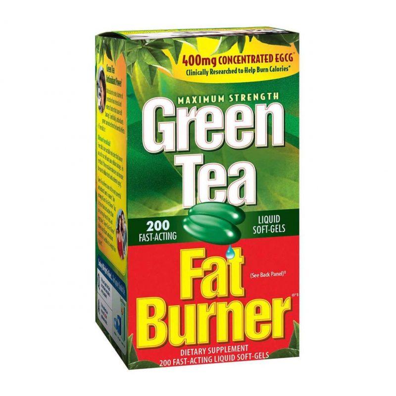 vien uong giam can tra xanh green tea fat burner