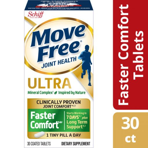 vien uong giam dau khop move free joint health ultra faster comfort
