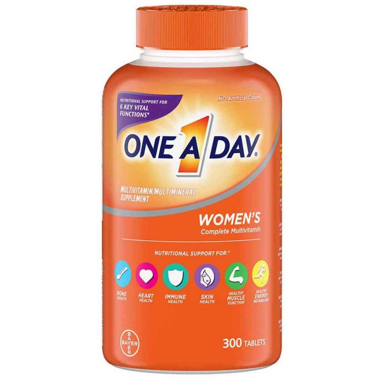 vien uong multivitamin one a day womens complete